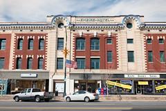 Empire Hotel (c. 1855), 212-2 South Main Street, Salisbury (1753), North Carolina (lumierefl) Tags: usa building architecture hotel nc unitedstates south northcarolina places northamerica salisbury beauxarts turnofthecentury lumierefl sminor rowancounty