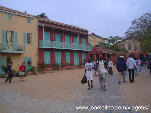 Ilha de Gorée Senegal