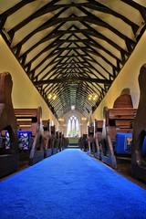 St Mary's Church Wexham (jerry_lake) Tags: stmaryschurch hdr photomatix aroundwexham tokina1116mm wexhaminpicturesexhibition