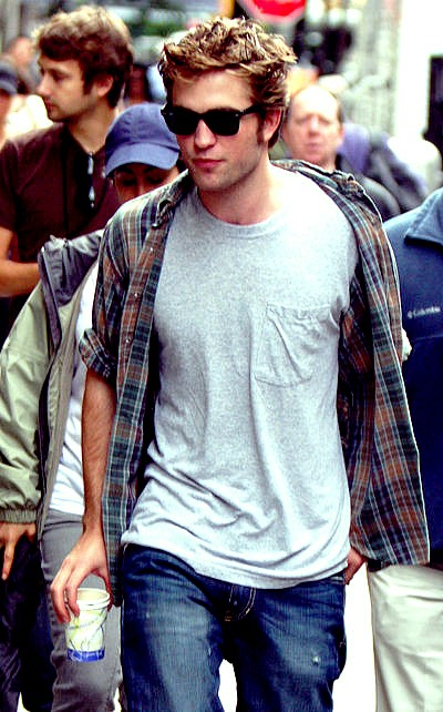 Remember Me sexy Robert Pattinson