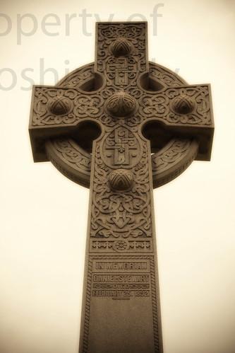Crown Hill Cross