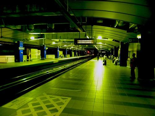 Plaza Rakyat LRT Station