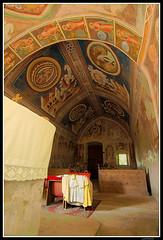 St. Helena - natural HDR (Lanfranco Brugnoli) Tags: old church ancient natural antica chiesa alto antico affreschi hdr vecchio affresco vecchia adige godslight