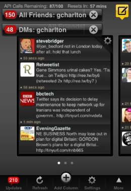 Tweetdeck iPhone