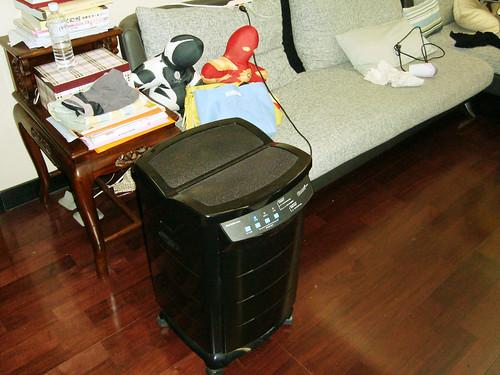 網友推薦的空氣清淨機使用心得--part 1(圖文並茂)