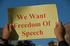 We ant freedom of speech - June 20 Iran electi...