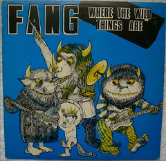 """Fang, """"Where the Wild Things Are"""" (J.W.Doran) Tags: lp wherethewildthingsare fang eastbaypunk"""