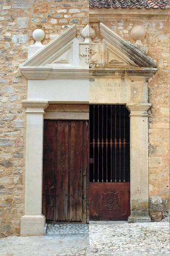 Portada de Santo Domingo/San Juan