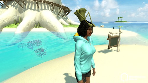 PlayStation Home - Loco Roco