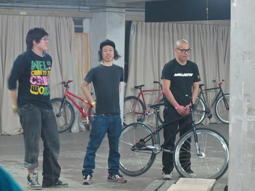100428 TRACK HEADS@名村造船所跡地 大阪