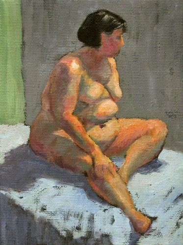 20100427 figure study 9x12