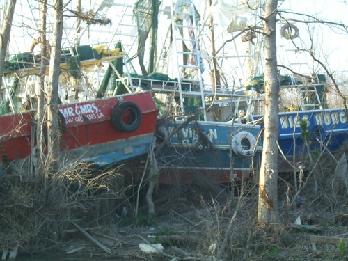 Shrimp boats in Venice, Louisiana, 2006 | Flickr - Photo Sharing!