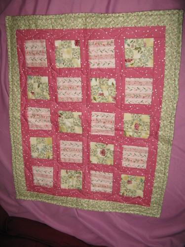 Mini Big Quilt