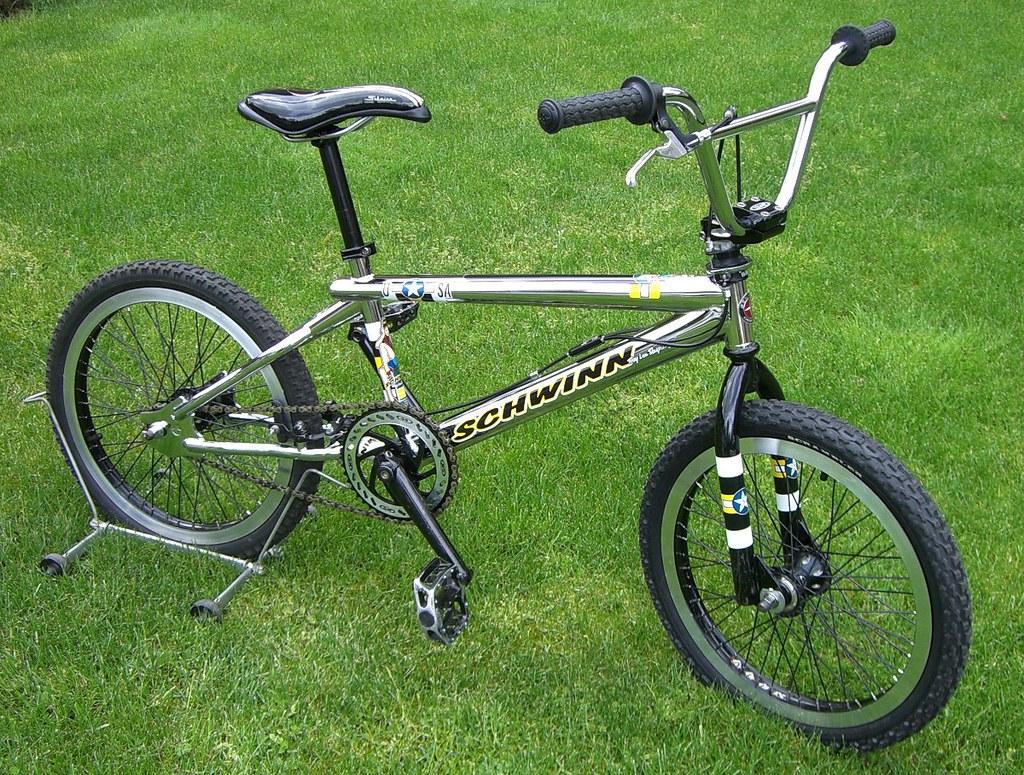4ce2b2429a8 Stage One (Chris W4) Tags: bicycle bmx joey 1999 automatic schwinn xs garcia