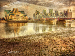 Spy HQ .. Pimlico . London . HDR (ZedZap Photos) Tags: london thames hdr pimlico mi6 vauxhallbridge sisbuilding babylononthames zedzap magicunicornverybest 85albertembankment