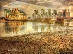 Spy HQ .. Pimlico . London . HDR