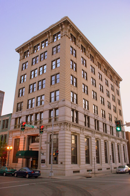 Liberty Trust Building, Roanoke, VA