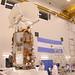 CONAE SAC-D Aquarius integration_INVAP_Argentina_2010