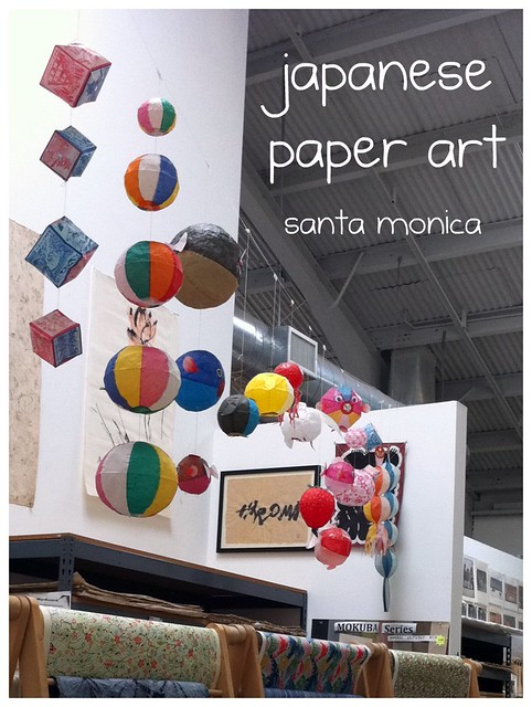 Japanese Paper Art