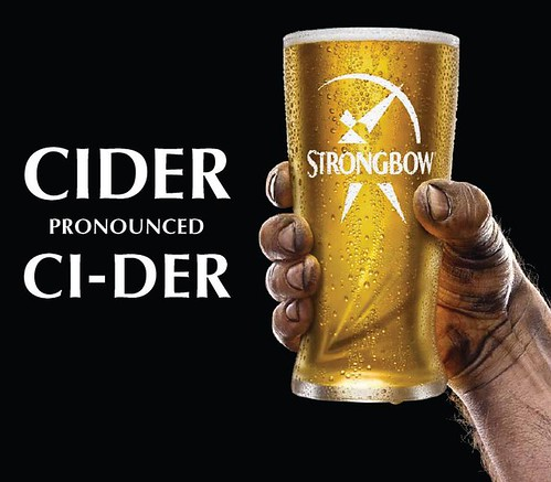 Strongbow - It's Cider