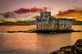 Kismul Castle, Isle of Barra