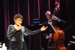 Eartha Kitt in concert, 2008