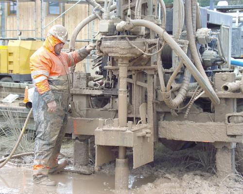 Drilling reg for Geoterhmal Bore Holes