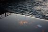 Drowning bag (polline) Tags: sunset milan water clouds bag tramonto nuvole milano rosa urbanjungle borsa drowning naviglio martesana inquinamento polline sacchetto affogare annegamento cronacheurbane affogamento