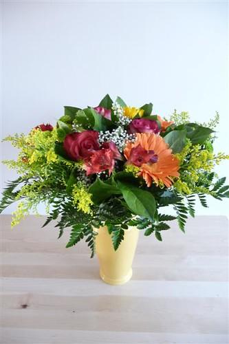bouquet Céline