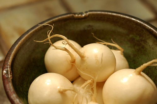 Spring turnips from Eatwell