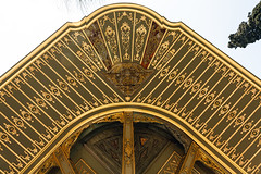 eaves (mym) Tags: istanbul topkapi divan constantinople foraccesstolargerversionsseemyprofile reprocessedandreplaced
