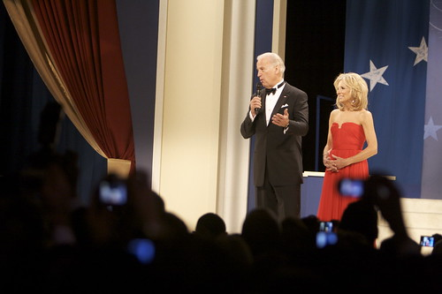 Joe and Jill Biden by acaben, on Flickr