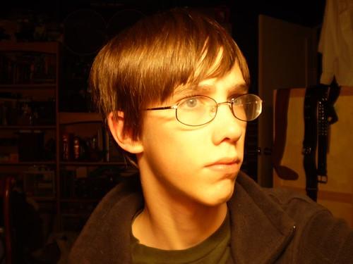 James Self Portrait