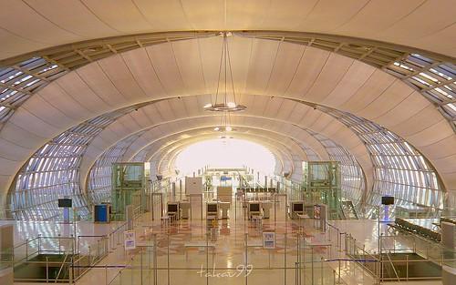Suvarnabhumi Airport, Bangkok Thailand