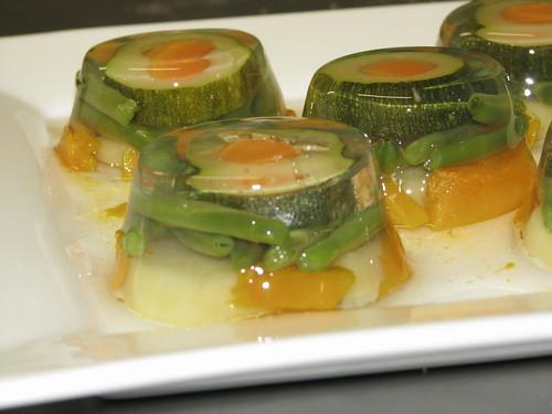Aspic alle verdure
