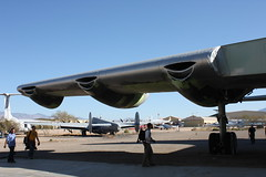 B-36 - wing (rob-the-org) Tags: aircraft wing sac pima 500 peacemaker bomber 1000 250 b36 convair tucsonaz strategicaircommand pimaairspacemuseum b36j upcoming:event=1420165 522827 thecityoffortworth topjune2012
