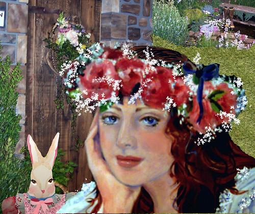 Alice-in-gardenland