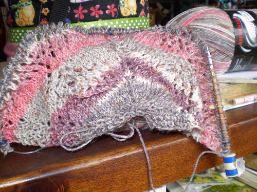 Alix's Prayer Shawl