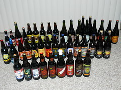 Um, we went a bit overboard on our beer haul. Whos going to help Jeanne & I drink all of this?