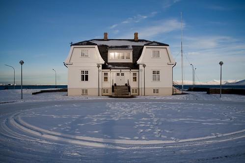 Reykjavik - Höfði