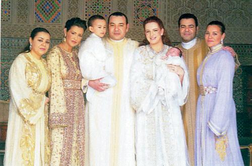 الاسرة الملكية حفظها الله ورعاها par عروس المغرب