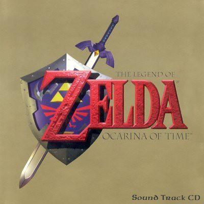 Zelda Ocarina of Time Soundtrack