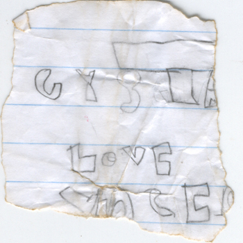 Found - Cysta Love (Click to enlarge)