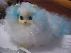 sweetie kitties (madame gurke) Tags: blue cute cat puppy toy kitten sweet himalayan hasbro sweetiekitty sweetiepup sweetiepups sweetiekitties