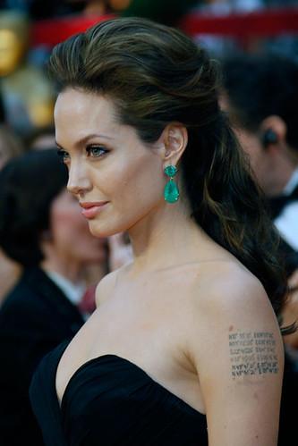 Premios Oscar Angelina Jolie sexy