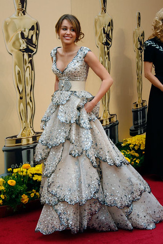 2009 Academy Awards: Miley Cyrus