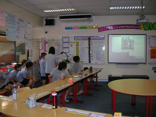 Skype with South Korea