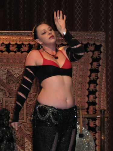 Actress Deviance at Exotica 2009