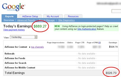 3313028486_885b73d9c7 How To Earn 0 A Day in Adsense?