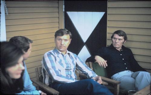 Personalfest 1975  Rolf Carl-Eric